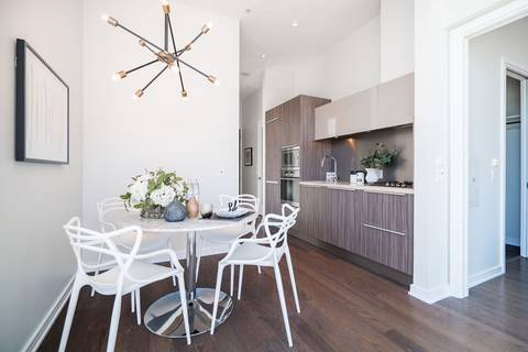 Condo for sale at 123 1st Ave W Unit 806 Vancouver British Columbia - MLS: R2351589
