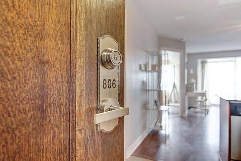 Apartment for rent at 15 North Park Rd Unit 806 Vaughan Ontario - MLS: N4573344
