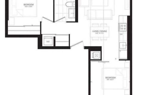 Apartment for rent at 17 Dundonald St Unit 806 Toronto Ontario - MLS: C4929564