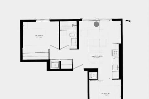 Apartment for rent at 17 Dundonald St Unit 806 Toronto Ontario - MLS: C4495440