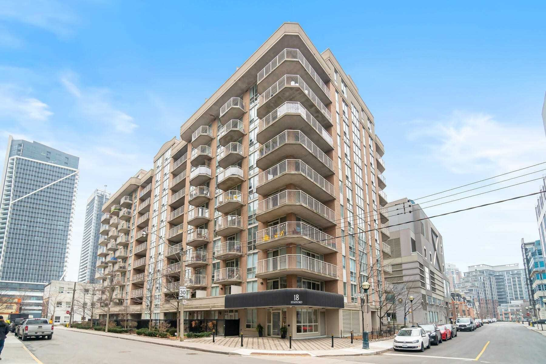806 - 18 Stafford Street, Toronto | Image 1