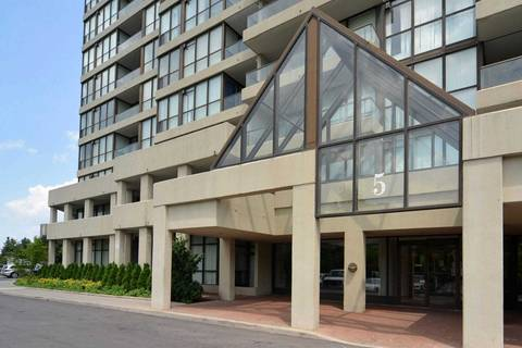 Apartment for rent at 5 Rowntree Rd Unit 806 Toronto Ontario - MLS: W4653116