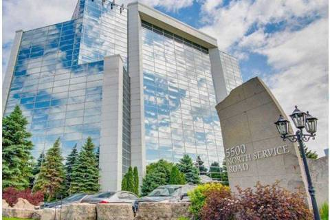 Commercial property for lease at 5500 North Service Rd Apartment 806 Burlington Ontario - MLS: W4633354