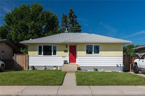 House for sale at 806 8 St N Lethbridge Alberta - MLS: LD0172903
