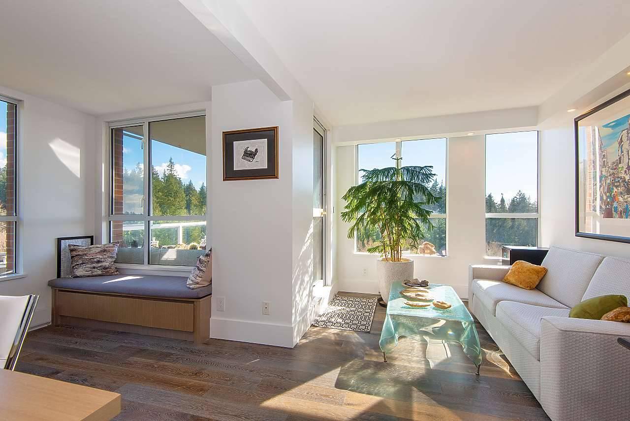 Buliding: 5615 Hampton Place, Vancouver, BC