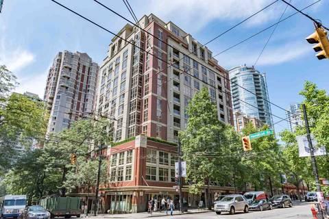 Condo for sale at 819 Hamilton St Unit 806 Vancouver British Columbia - MLS: R2389079
