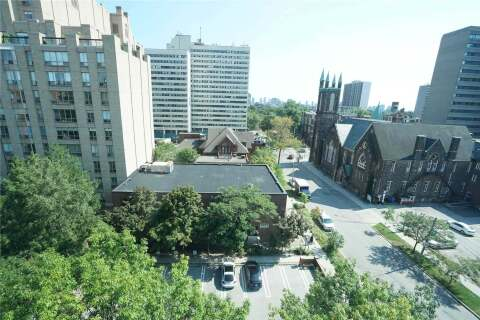 Apartment for rent at 95 Prince Arthur Ave Unit 806 Toronto Ontario - MLS: C4867327