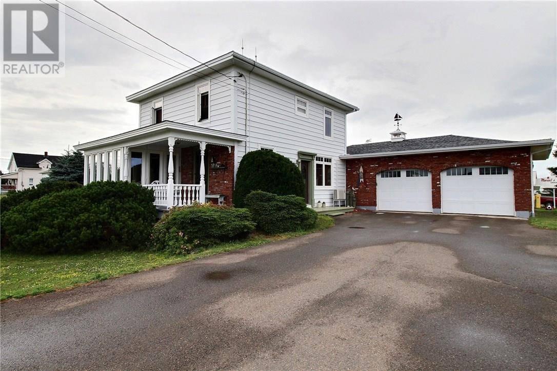 House for sale at 806 Bas Cap Pele  Cap Pele New Brunswick - MLS: M121756