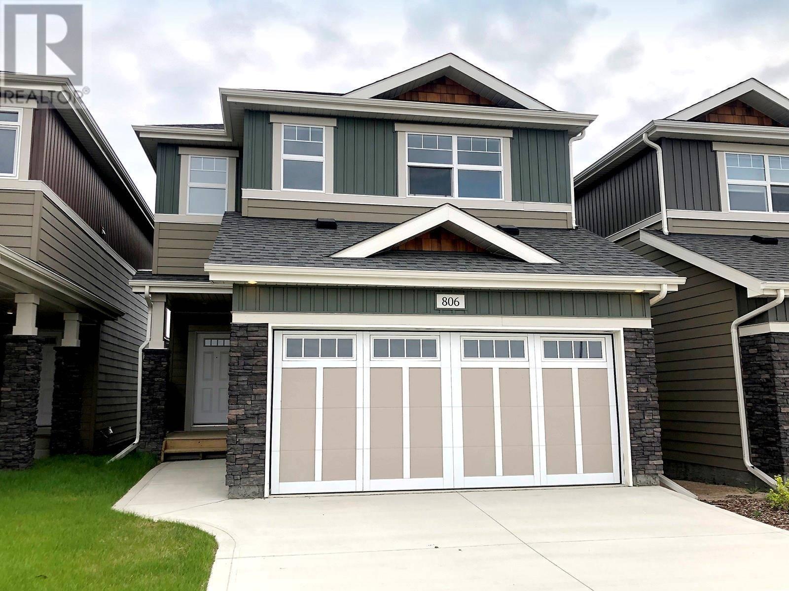 House for sale at 806 Kensington Blvd Saskatoon Saskatchewan - MLS: SK782959