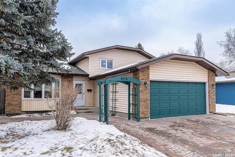House for sale at 806 Whitewood Cres Saskatoon Saskatchewan - MLS: SK804105
