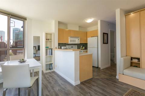 Condo for sale at 1003 Pacific St Unit 807 Vancouver British Columbia - MLS: R2369392