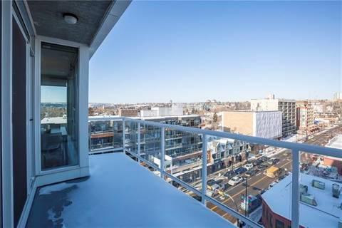 Condo for sale at 1087 2 Ave Northwest Unit 807 Calgary Alberta - MLS: C4278422