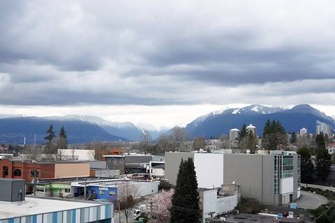 Condo for sale at 1888 Gilmore Ave Unit 807 Burnaby British Columbia - MLS: R2447875