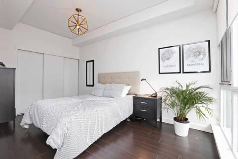 Apartment for rent at 38 Niagara St Unit 807 Toronto Ontario - MLS: C4551847