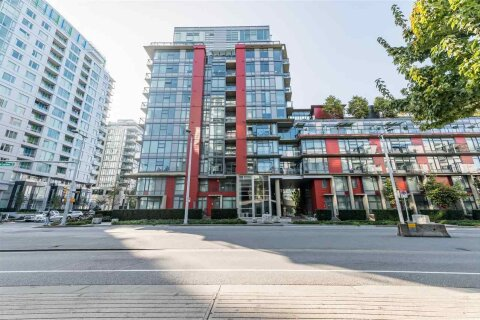 Condo for sale at 38 1st Ave W Unit 807 Vancouver British Columbia - MLS: R2525858