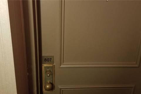 Apartment for rent at 40 Scollard St Unit 807 Toronto Ontario - MLS: C4500283