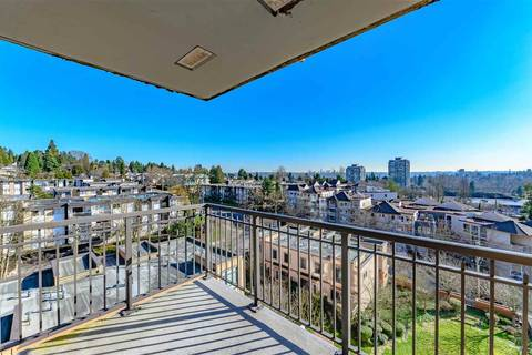Condo for sale at 511 Rochester Ave Unit 807 Coquitlam British Columbia - MLS: R2438744
