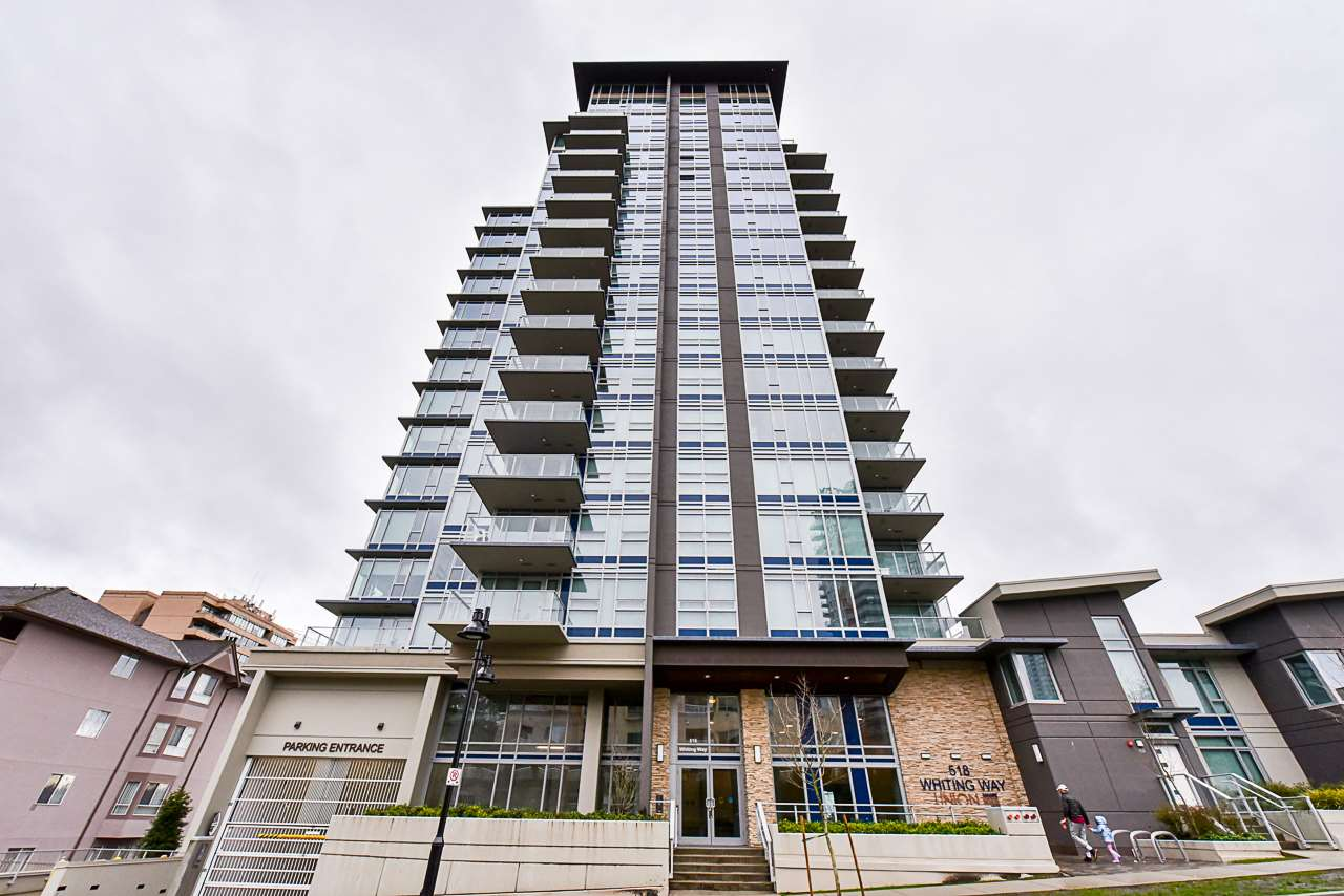 Removed: 807 - 518 Whiting Way, Coquitlam, BC - Removed on 2020-03-13 05:21:25