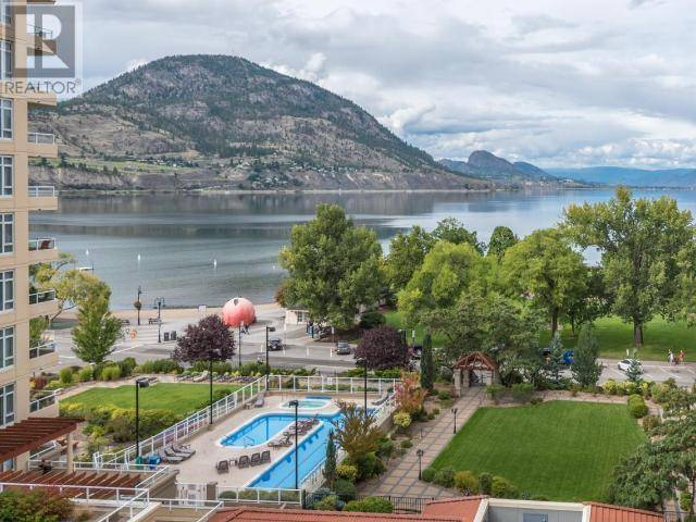 Condo for sale at 75 Martin St Unit 807 Penticton British Columbia - MLS: 180694