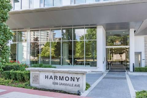 Condo for sale at 8288 Granville Ave Unit 807 Richmond British Columbia - MLS: R2392625