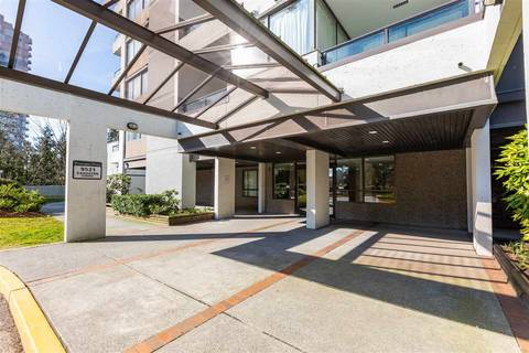 Condo for sale at 9521 Cardston Ct Unit 807 Burnaby British Columbia - MLS: R2445961