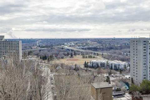 Condo for sale at 9909 104 St Nw Unit 807 Edmonton Alberta - MLS: E4151910