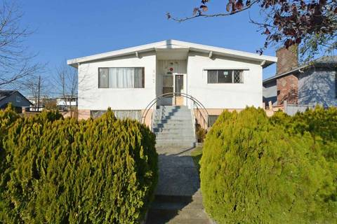 House for sale at 807 59th Ave E Vancouver British Columbia - MLS: R2418030