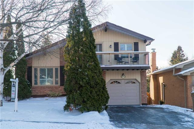 Sold: 807 Jacqueline Avenue, Pickering, ON