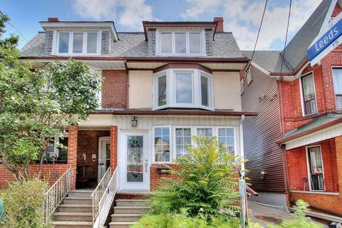 Townhouse for sale at 807 Ossington Ave Toronto Ontario - MLS: W4546570