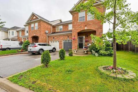 Townhouse for sale at 807 Stark Circ Milton Ontario - MLS: W4806965