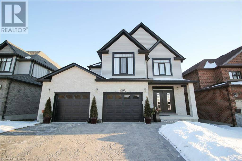 House for sale at 807 Superior Dr London Ontario - MLS: 245758