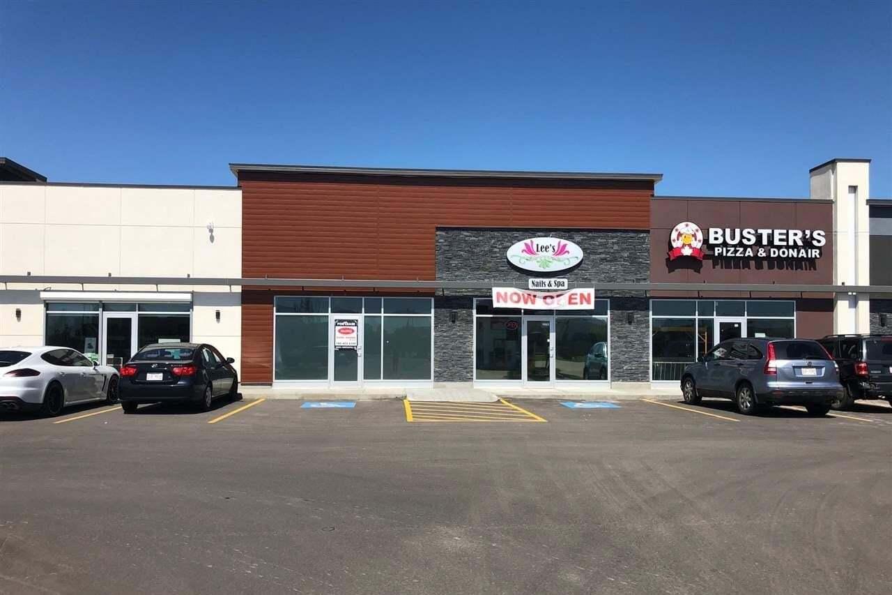 Commercial property for lease at 8070 167 Av NW Edmonton Alberta - MLS: E4172248