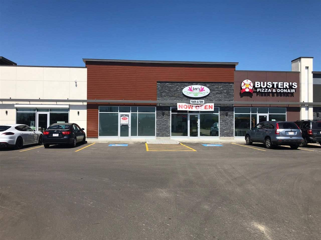 Commercial property for lease at 8070 167 Ave Nw Edmonton Alberta - MLS: E4172248