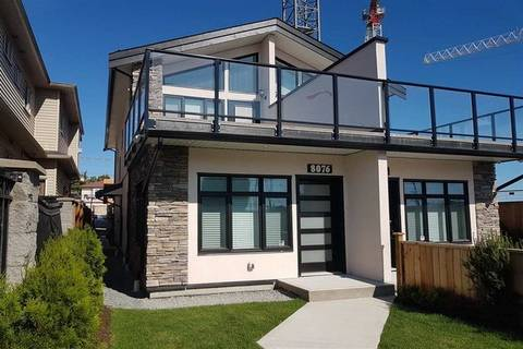 Townhouse for sale at 8076 Fraser St Vancouver British Columbia - MLS: R2416831