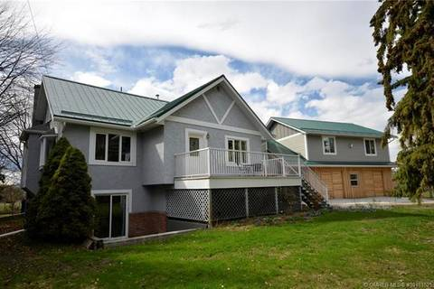 House for sale at 8076 Howe Dr Coldstream British Columbia - MLS: 10181525