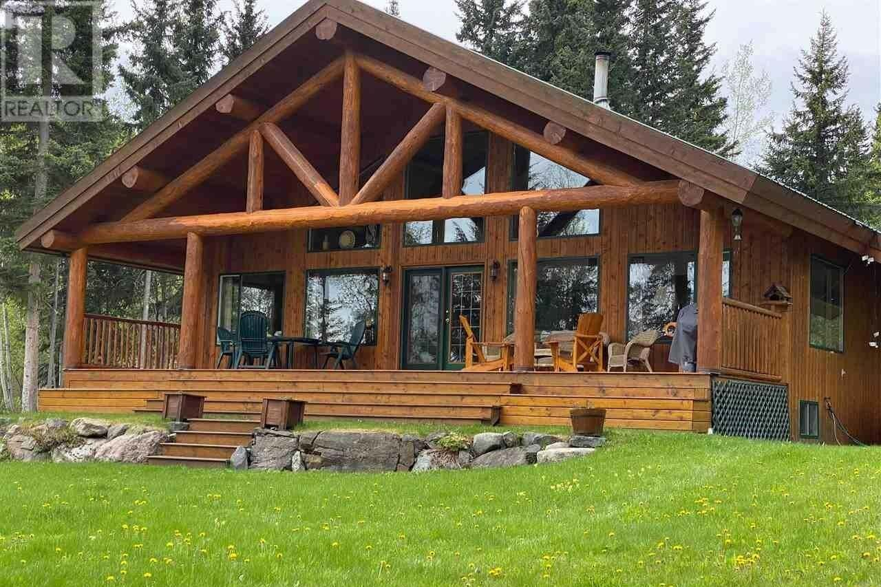 House for sale at 8077 Mallard Dr 100 Mile House British Columbia - MLS: R2460685