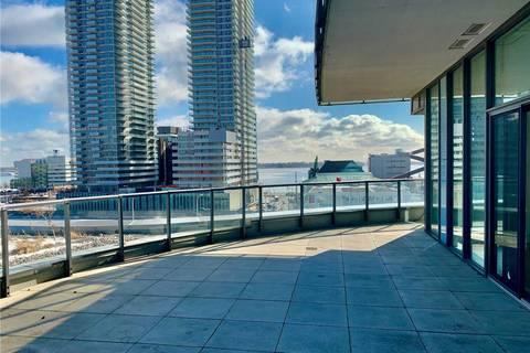Apartment for rent at 1 Market St Unit 808 Toronto Ontario - MLS: C4693091