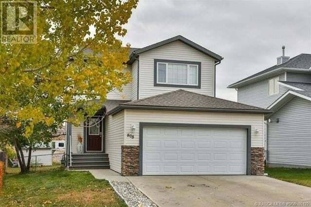 House for sale at 808 1 St Southwest Drumheller Alberta - MLS: sc0180122