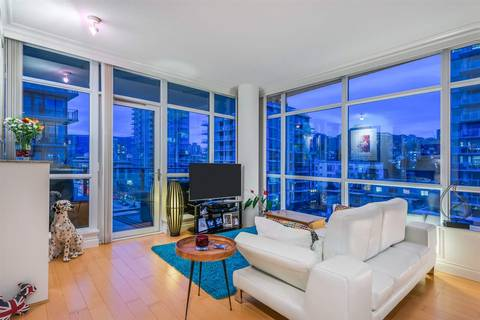 Condo for sale at 172 Victory Ship Wy Unit 808 North Vancouver British Columbia - MLS: R2432389