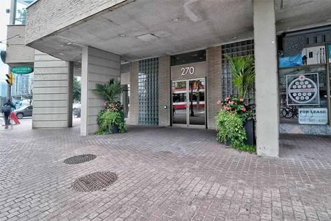 Condo for sale at 270 Queens Quay W Blvd Unit 808 Toronto Ontario - MLS: C4603233