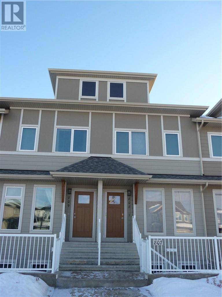 Townhouse for sale at 339 Viscount Dr Unit 808 Red Deer Alberta - MLS: ca0188027