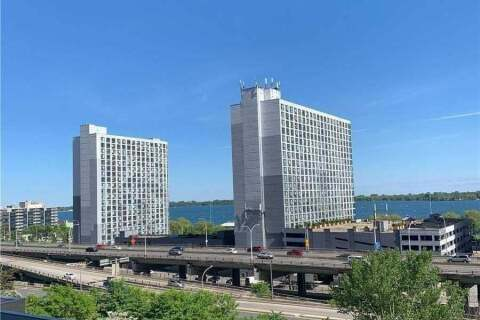 Apartment for rent at 35 Mariner Terr Unit 808 Toronto Ontario - MLS: C4919198