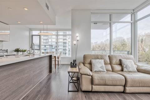 Condo for sale at 3557 Sawmill Cres Unit 808 Vancouver British Columbia - MLS: R2446249