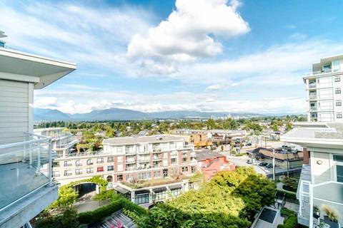 Condo for sale at 4078 Knight St Unit 808 Vancouver British Columbia - MLS: R2401251