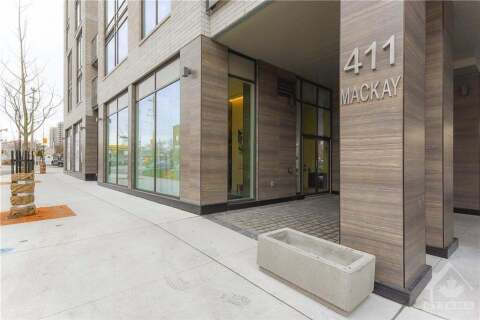 Condo for sale at 411 Mackay St Unit 808 Ottawa Ontario - MLS: 1200538