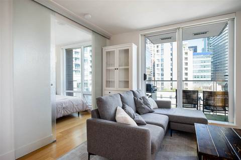 Condo for sale at 565 Smithe St Unit 808 Vancouver British Columbia - MLS: R2449866
