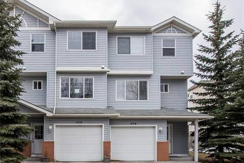 Townhouse for sale at 7038 16 Ave Southeast Unit 808 Calgary Alberta - MLS: C4285654