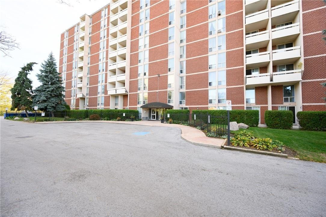 Condo for sale at 75 Glenburn Ct Unit 808 Hamilton Ontario - MLS: H4091563