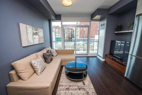 Apartment for rent at 775 King St Unit 808 Toronto Ontario - MLS: C4732910