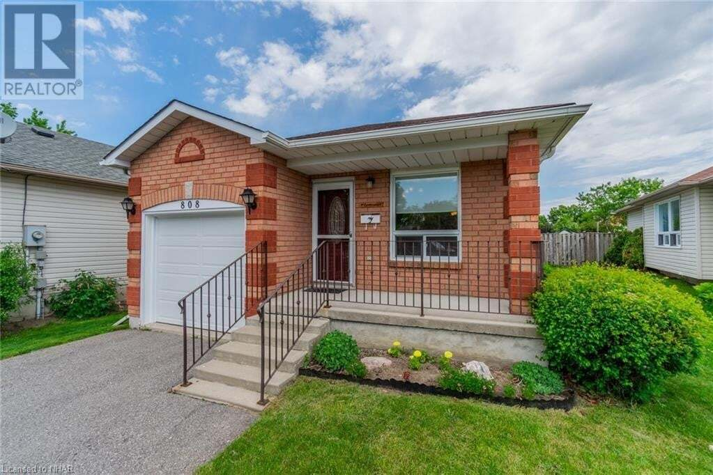 House for sale at 808 Battell Ct Cobourg Ontario - MLS: 262574